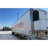 UTILITY, 3000R, 53' REFRIGERATED VAN REFRIGERATED VAN TRAILER, BARN DOORS, THERMO KING, REEFER