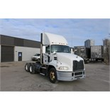 MACK, CXU613, TRUCK TRACTOR, DAY CAB, MACK MP7 DIESEL ENGINE, 10 SPEED MANUAL TRANSMISSION, 335,