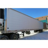 TRAILMOBILE, 53' REFRIGERATED VAN TRAILER, BARN DOORS, THERMO KING, SB-210, REEFER, 8,981 HOURS,