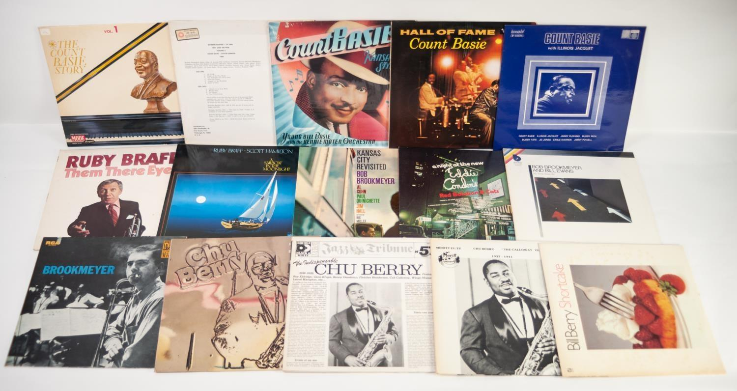 JAZZ, VINYL RECORDS- B IS FOR SYDNEY BECHET-THE ATOMIC, Columbia (33SX 1084). BROOKMEYER, The Street - Image 2 of 4