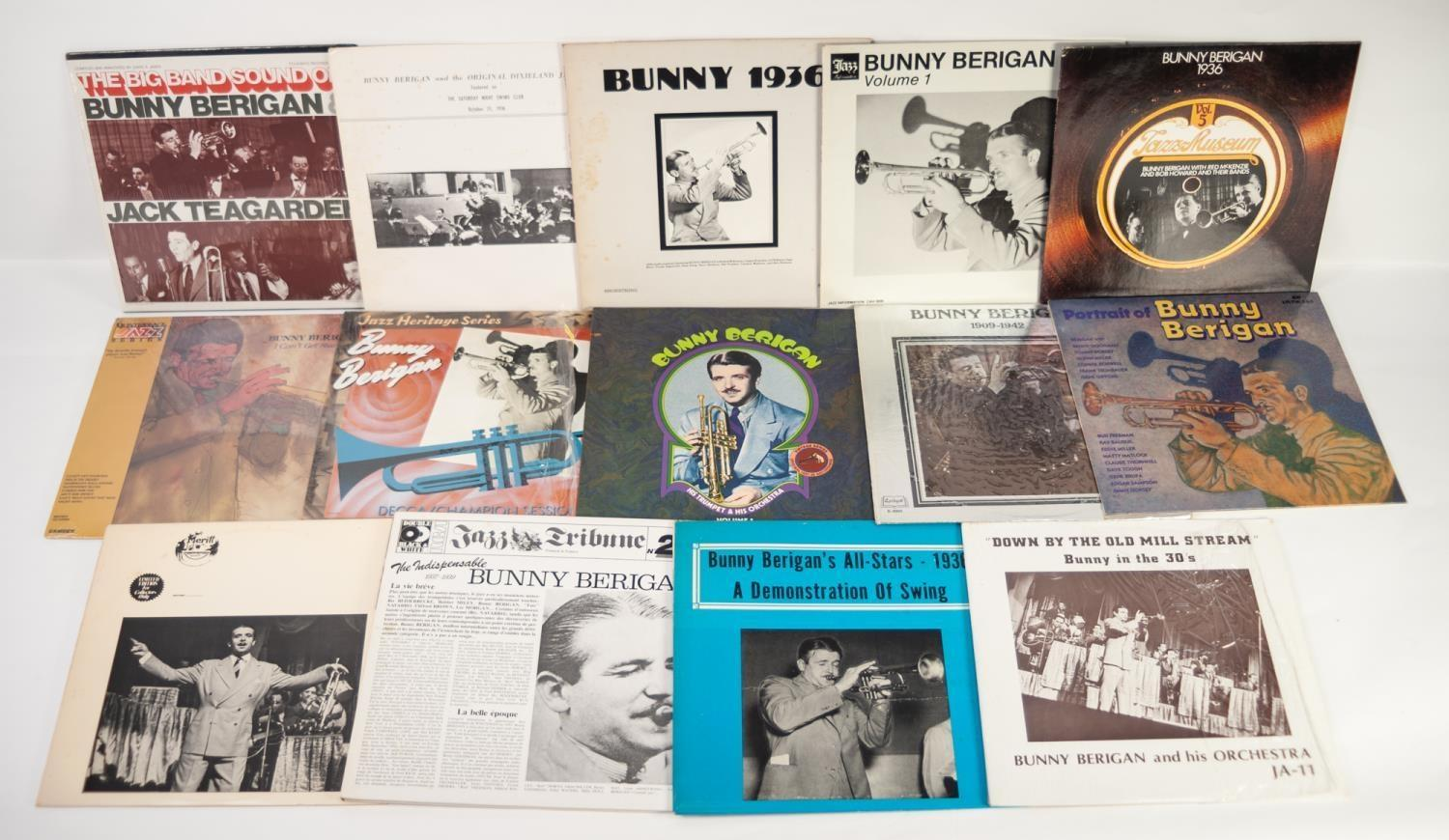 JAZZ, VINYL RECORDS- B IS FOR CHARLIE BARNET and his Orchestra- A small selection of LP albums, - Image 2 of 3