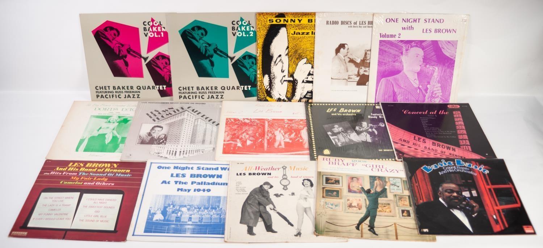 JAZZ, VINYL RECORDS- B IS FOR SONNY BERMAN-JAZZ IMMORTAL 1946, Esoteric Records (ES 532). CHET BAKER
