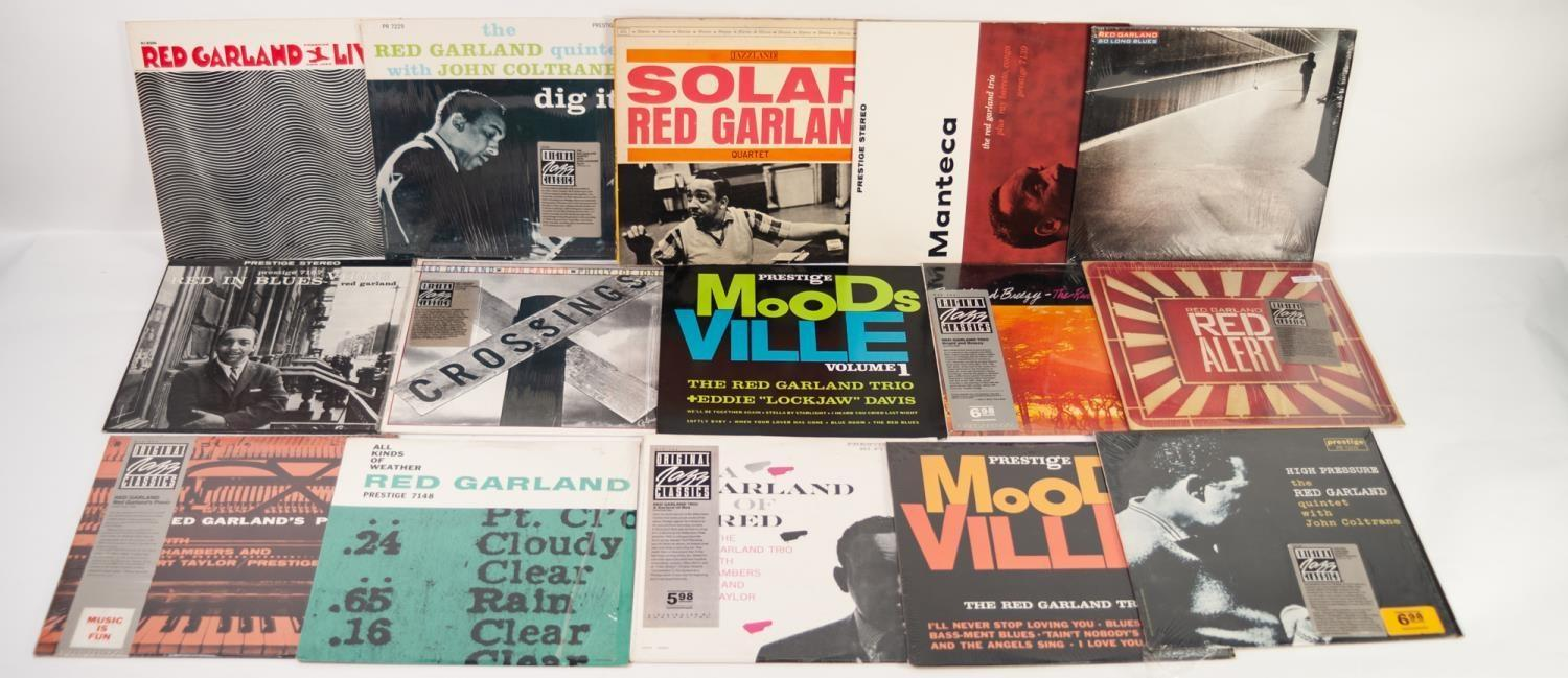 JAZZ, VINYL RECORDS-G IS RED GARDLAND TRIO- Moodsville, Prestige (OJC 360). RED GARLAND- SOLAR,