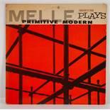 JAZZ, VINYL RECORDS- M IS FOR GIL MELLE-PLAYS PRIMITIVE MODERN, Prestige (LP 7040). Original US,