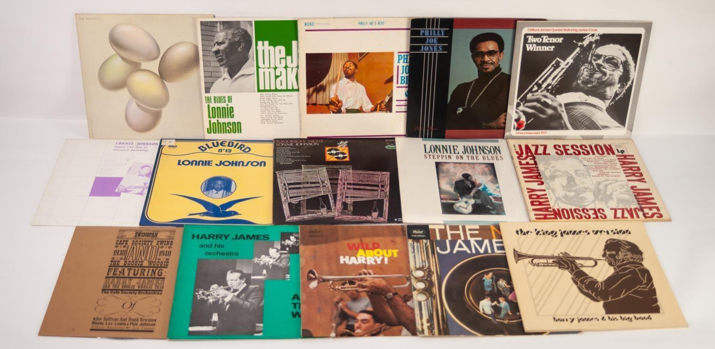 JAZZ, VINYL RECORDS-J IS PHILLY JOE JONES- PHILLY JOE?S BEAT, Atlantic (LTZ-K 15230) MONO UK