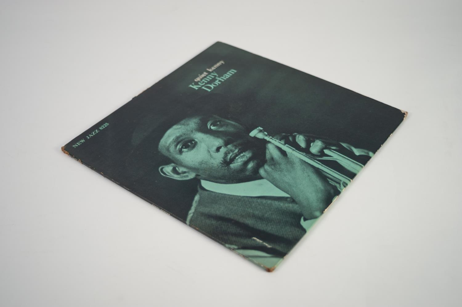 JAZZ, VINYL RECORDS- D IS FOR KENNY DORHAM-QUIET KENNY, NEW JAZZ (NJLP 8225). Original US pressing - Image 5 of 7