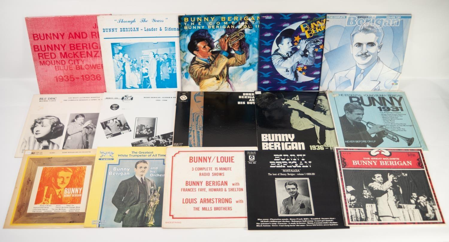JAZZ, VINYL RECORDS- B IS FOR CHARLIE BARNET and his Orchestra- A small selection of LP albums, - Image 3 of 3