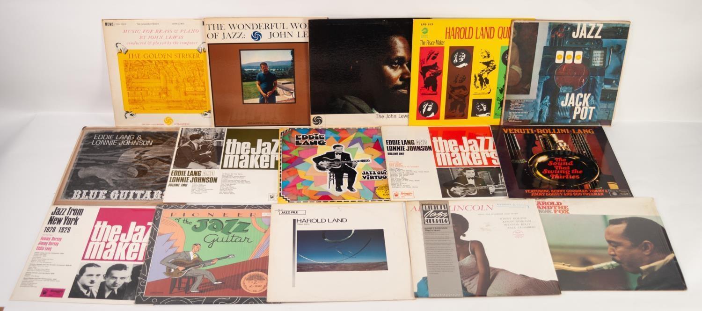 JAZZ, VINYL RECORDS- L IS FOR HAROLD LAND QUINTET-THE PEACE MAKER, Cadet Records (LPS 813). THE John