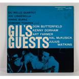 JAZZ, VINYL RECORDS- M IS FOR GIL MELLE QUARTET-GIL?S GUESTS, Prestige (LP 7063). Original US,
