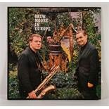 JAZZ, VINYL RECORDS- M IS FOR BREW MOORE- IN EUROPE SVINGET 14?, with Lasse Gullin & Sahib Shihab,