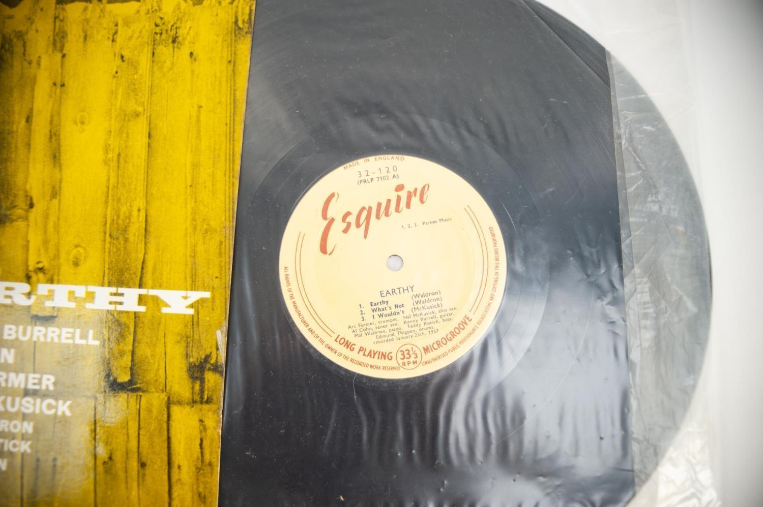 JAZZ, VINYL RECORDS- B IS FOR KENNY BURRELL-EARTHY (Prestige All Stars), Esquire (32-120). - Image 3 of 4