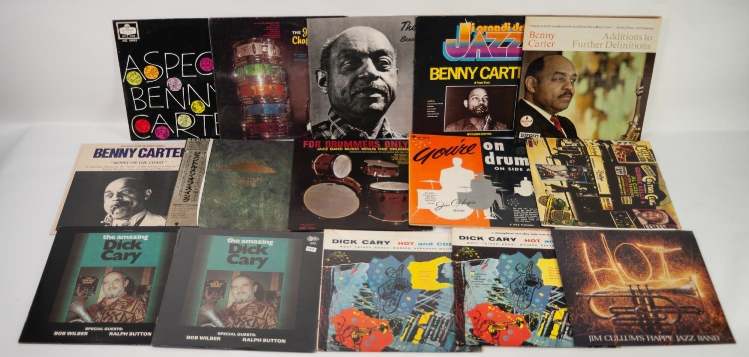 JAZZ, VINYL RECORDS- C IS FOR BENNY CARTER-ASPECTS OF BENNY CARTER, United Artists London (LTZ-T