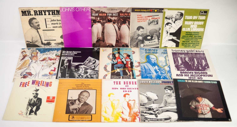 JAZZ, VINYL RECORDS- B IS FOR SONNY BERMAN-JAZZ IMMORTAL 1946, Esoteric Records (ES 532). CHET BAKER - Image 3 of 4