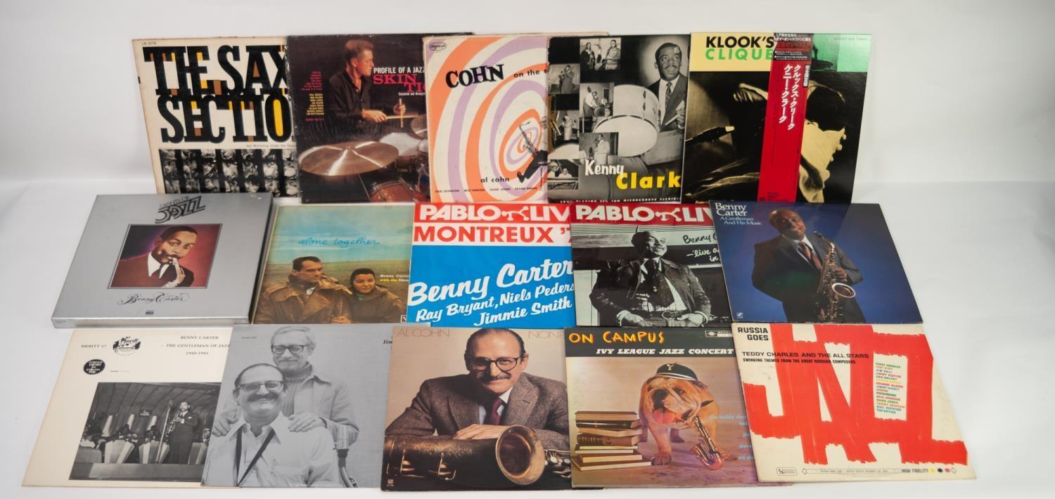 JAZZ, VINYL RECORDS- C IS FOR BENNY CLARKE-KLOOKS CLIQUE, Savoy (MG 12065), Japanese Reissue with
