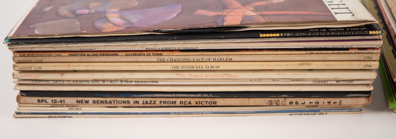 JAZZ, VINYL RECORDS- C IS COMPILATION- PRESTIGE First Sessions 1949-1950, Prestige (PR 24081). - Image 2 of 3