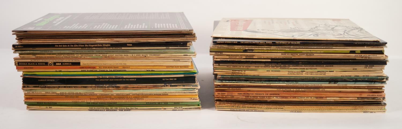 JAZZ, VINYL RECORDS- E IS FOR DUKE ELLINGTON-SEATTLE CONCERT 1952, RCA (430206 S), French Import.