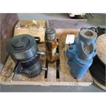 Lot of 3: Hydraulic Jack