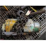 Hoist: Ingersoll Rand S/N RRL09391
