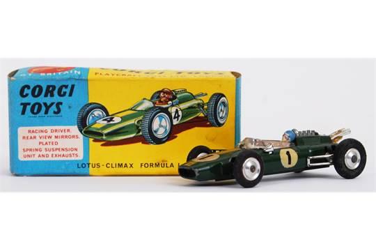 40e90b001d0c CORGI  An original vintage Corgi Toys diecast model No. 155 Lotus ...