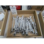 Ratchet Combination Wrenches