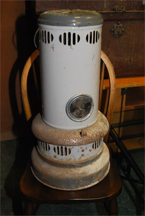 Lot 12 - Paraffin heater
