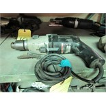 """ELECTRIC DRILL, PORTER CABLE 1/2"""""""