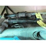 """RIGHT ANGLE GRINDER, METABO 4"""""""