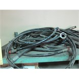 LOT OF HYDRAULIC LINES