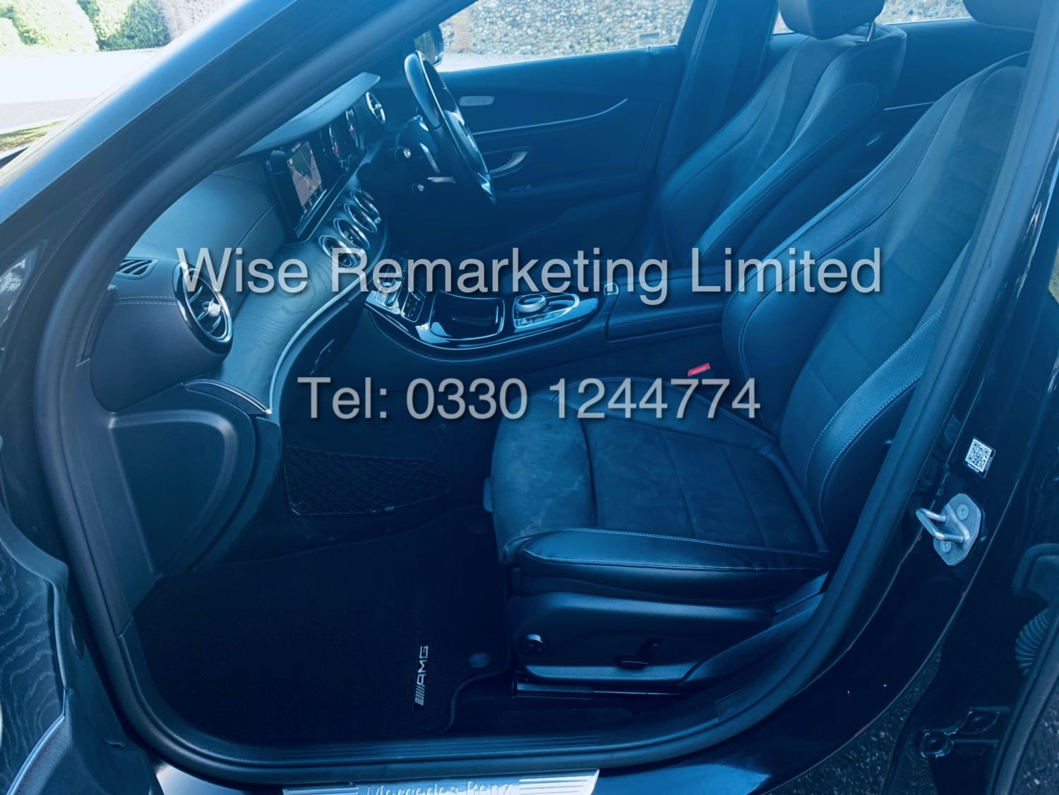 MERCEDES E CLASS ESTATE E220D AMG LINE 2017 / 9G -TRONIC / *LOW MILES* / 1 OWNER - Image 17 of 42