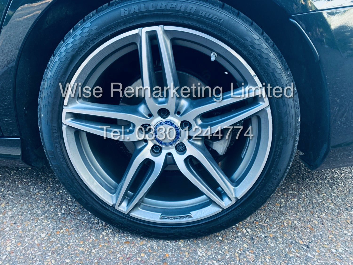MERCEDES E CLASS ESTATE E220D AMG LINE 2017 / 9G -TRONIC / *LOW MILES* / 1 OWNER - Image 28 of 42
