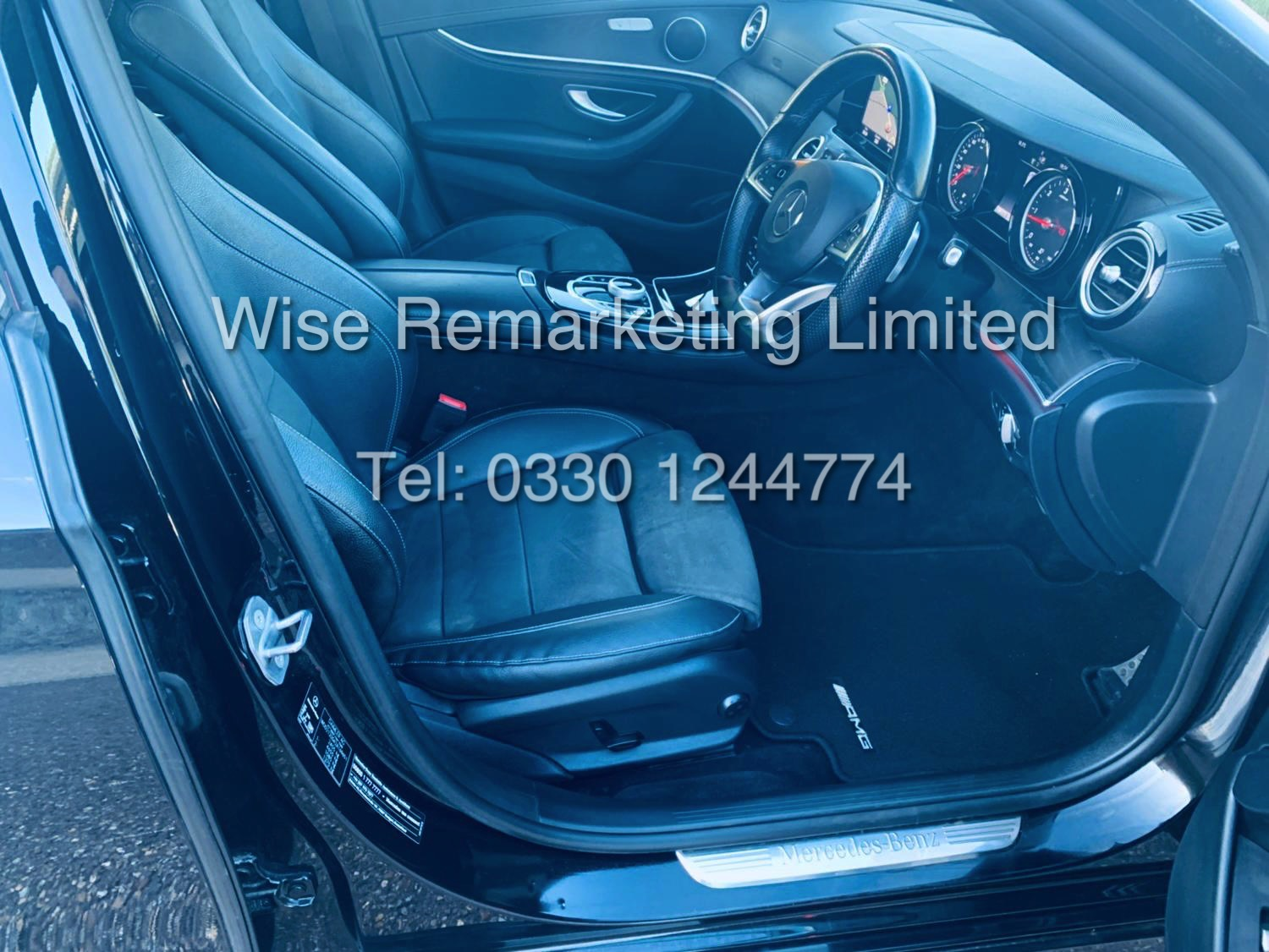 MERCEDES E CLASS ESTATE E220D AMG LINE 2017 / 9G -TRONIC / *LOW MILES* / 1 OWNER - Image 15 of 42