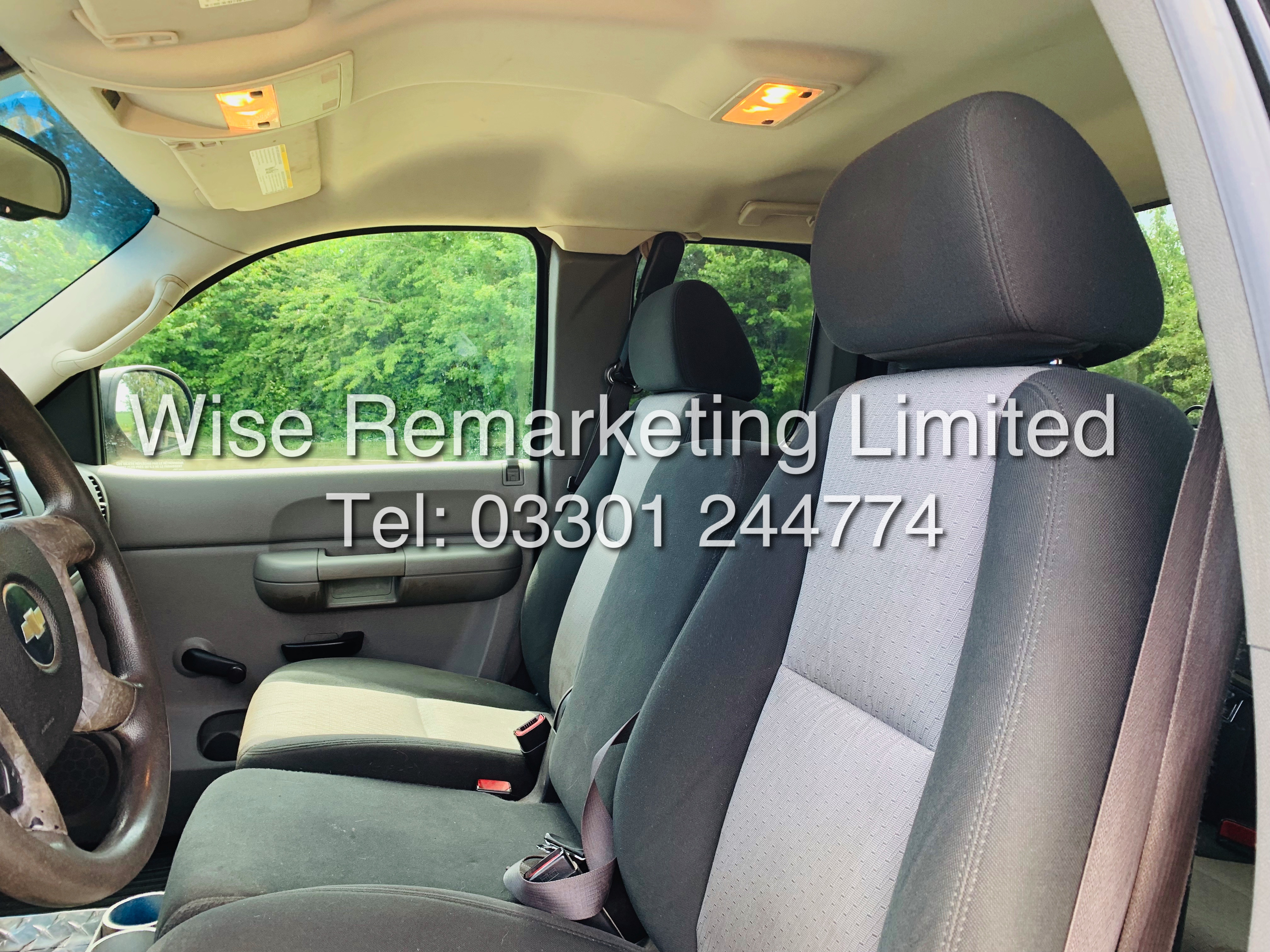 CHEVROLET SILVERADO 4.8L V8 LT1 KING-CAB 4X4**2007**FRESH IMPORT**IN METALLIC BLACK** - Image 12 of 22