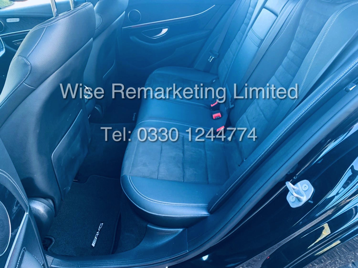 MERCEDES E CLASS ESTATE E220D AMG LINE 2017 / 9G -TRONIC / *LOW MILES* / 1 OWNER - Image 34 of 42
