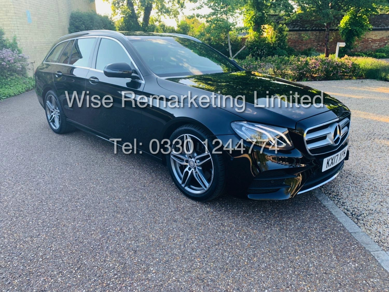 MERCEDES E CLASS ESTATE E220D AMG LINE 2017 / 9G -TRONIC / *LOW MILES* / 1 OWNER - Image 14 of 42