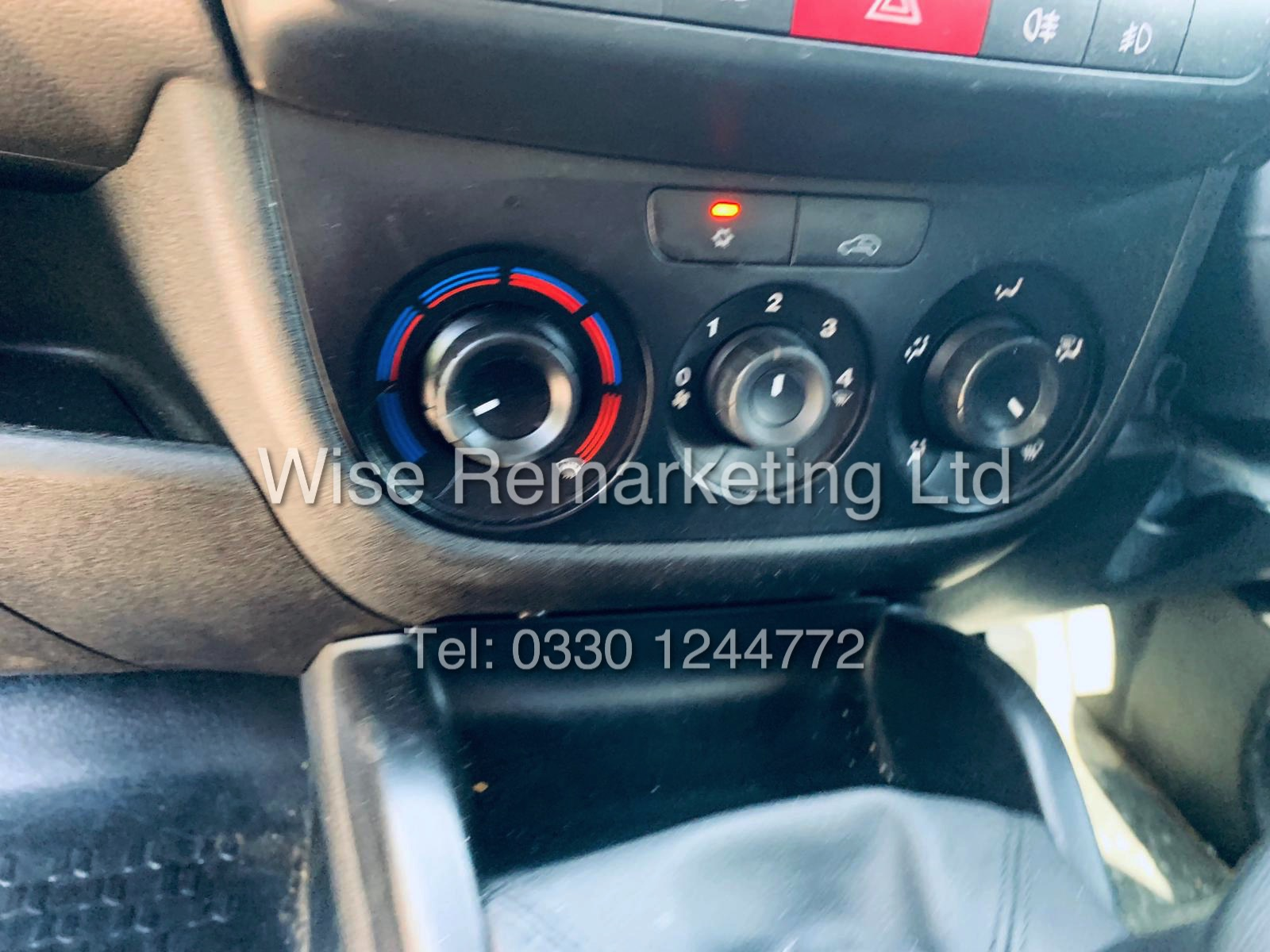 **RESERVE MET** VAUXHALL COMBO 2000 CDTI (SPORT) 1 OWNER WITH FULL HISTORY / AIR CON / ALLOYS / - Image 20 of 22
