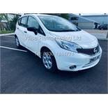 NISSAN NOTE 1.5 DCI VISIA 5DR (2014 MODEL) *1 OWNER* SAVE 20% NO VAT