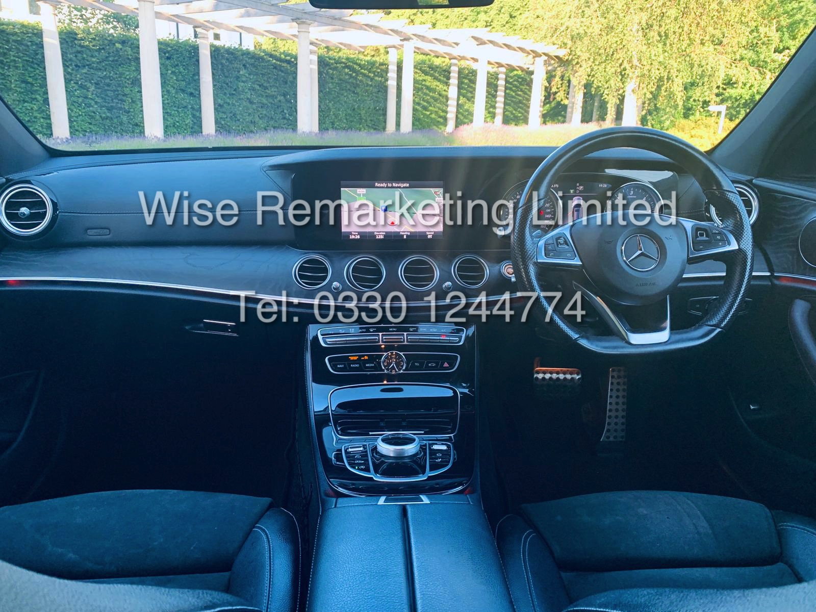 MERCEDES E CLASS ESTATE E220D AMG LINE 2017 / 9G -TRONIC / *LOW MILES* / 1 OWNER - Image 16 of 42