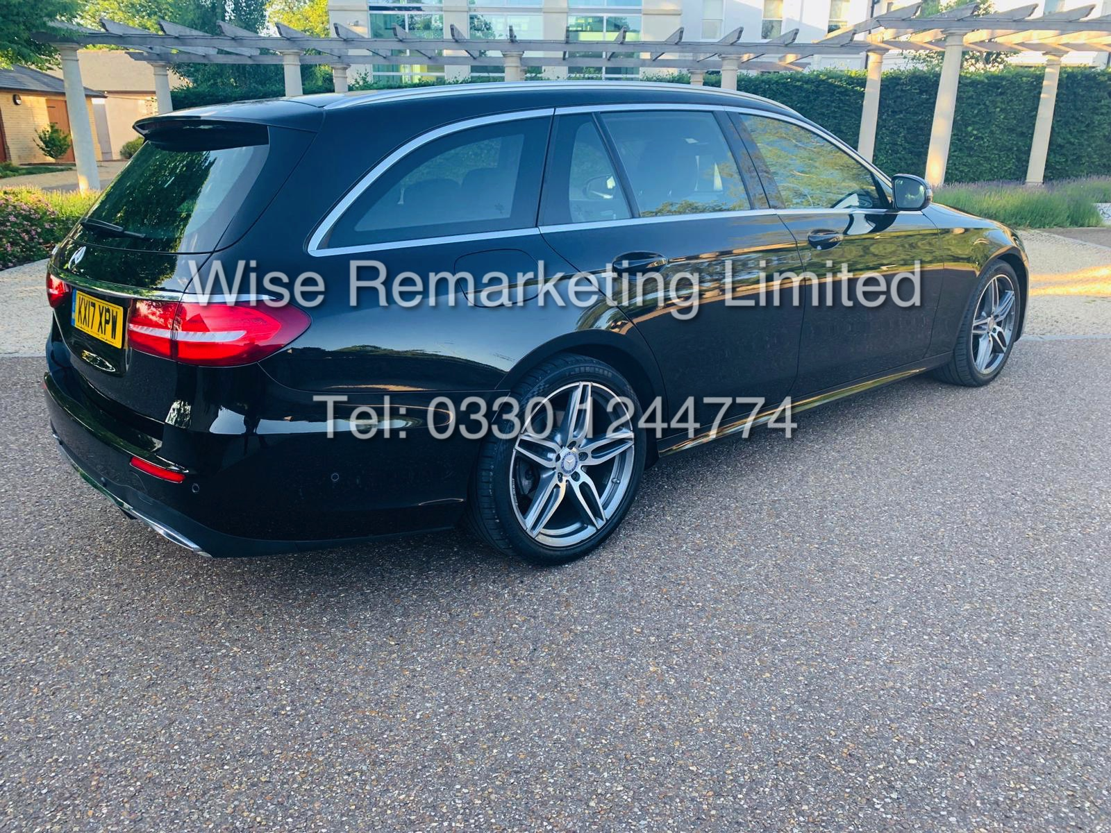 MERCEDES E CLASS ESTATE E220D AMG LINE 2017 / 9G -TRONIC / *LOW MILES* / 1 OWNER - Image 6 of 42