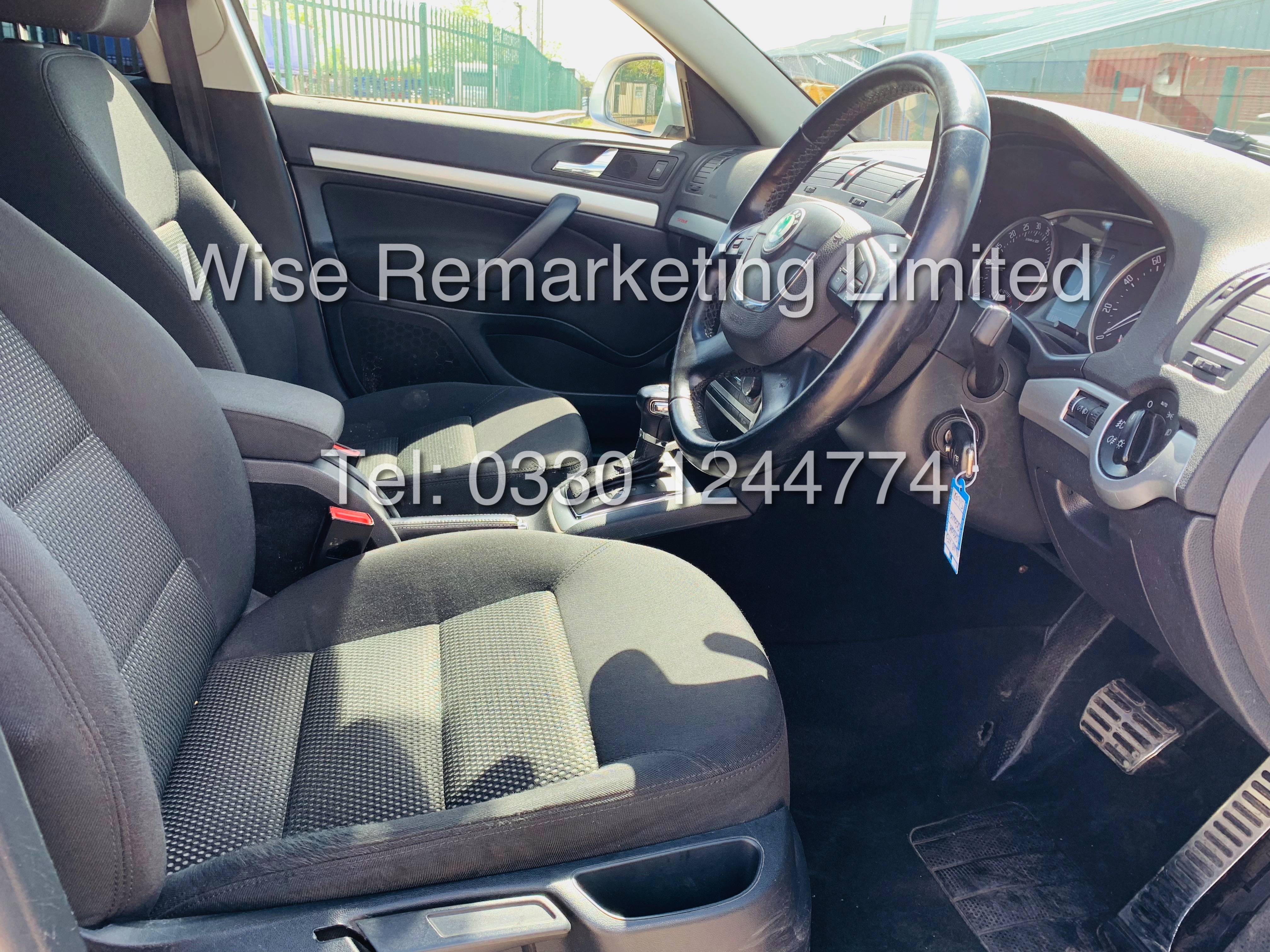 SKODA OCTAVIA (SCOUT) 2.0tdi DSG AUTOMATIC ESTATE / 2013 / 1 OWNER WITH FULL HISTORY / 140BHP / 4x4 - Image 9 of 14