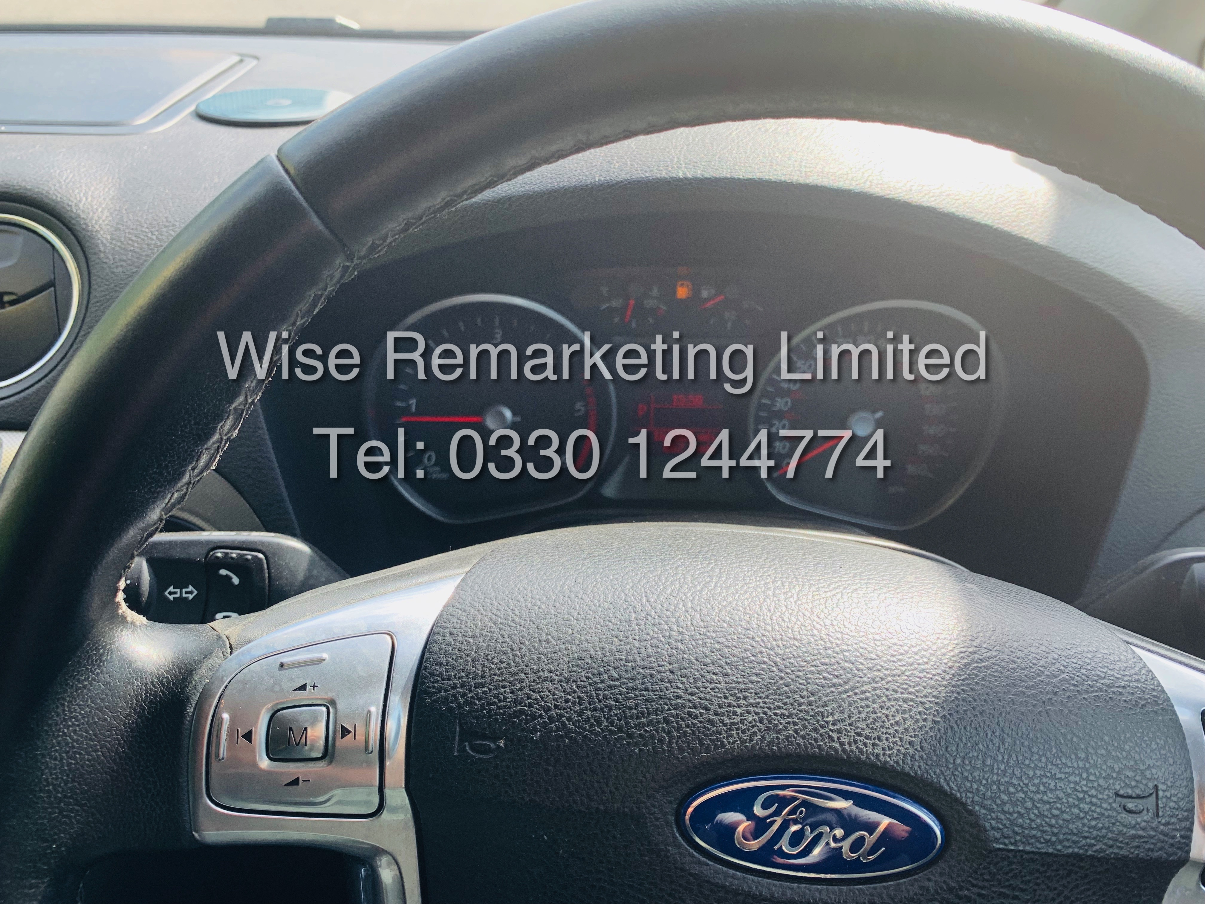 FORD GALAXY ZETEC 2.0L TDCI AUTO 7 SEATER MPV 63 REG *1 OWNER* - Image 17 of 18