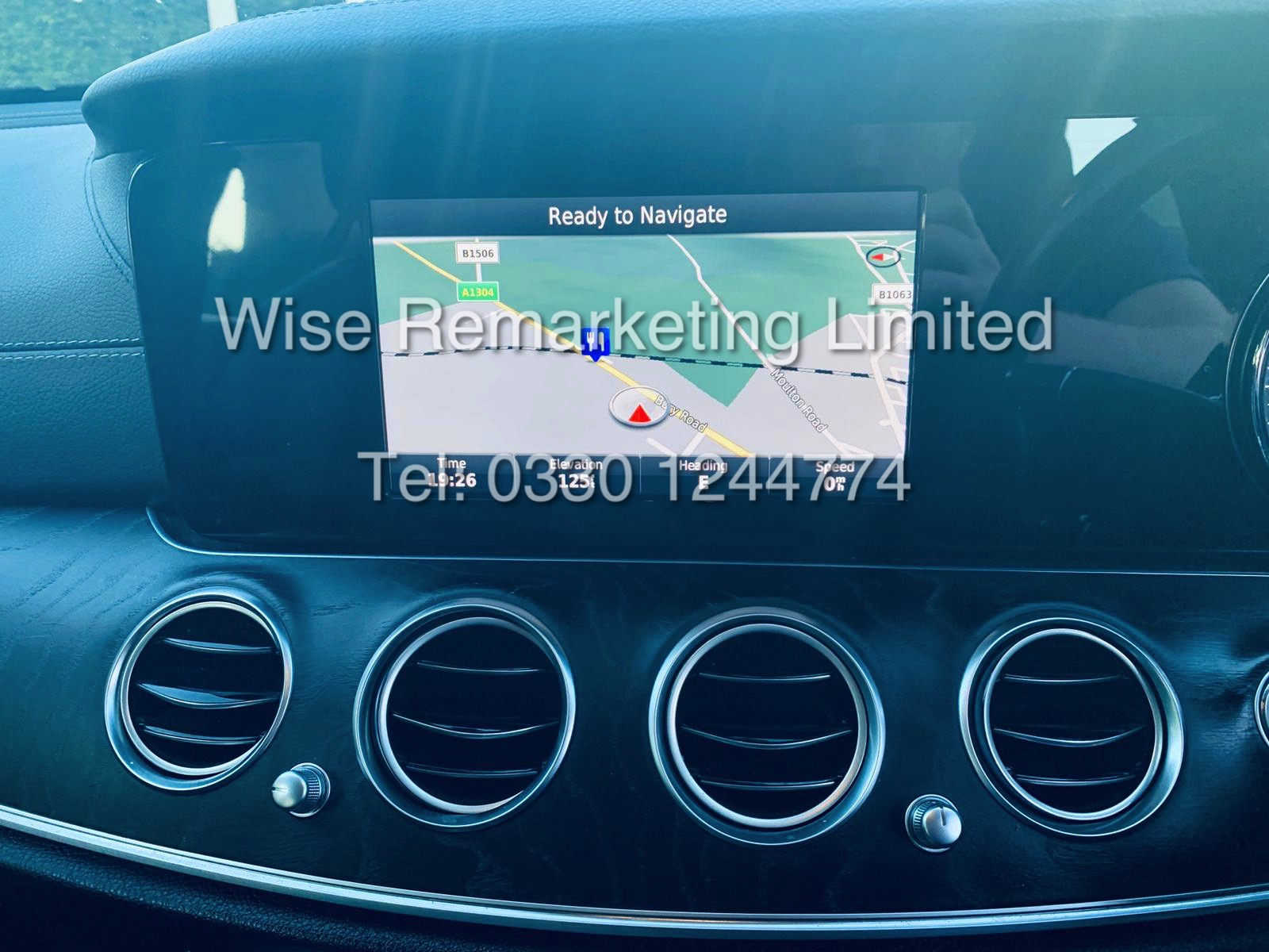 MERCEDES E CLASS ESTATE E220D AMG LINE 2017 / 9G -TRONIC / *LOW MILES* / 1 OWNER - Image 32 of 42