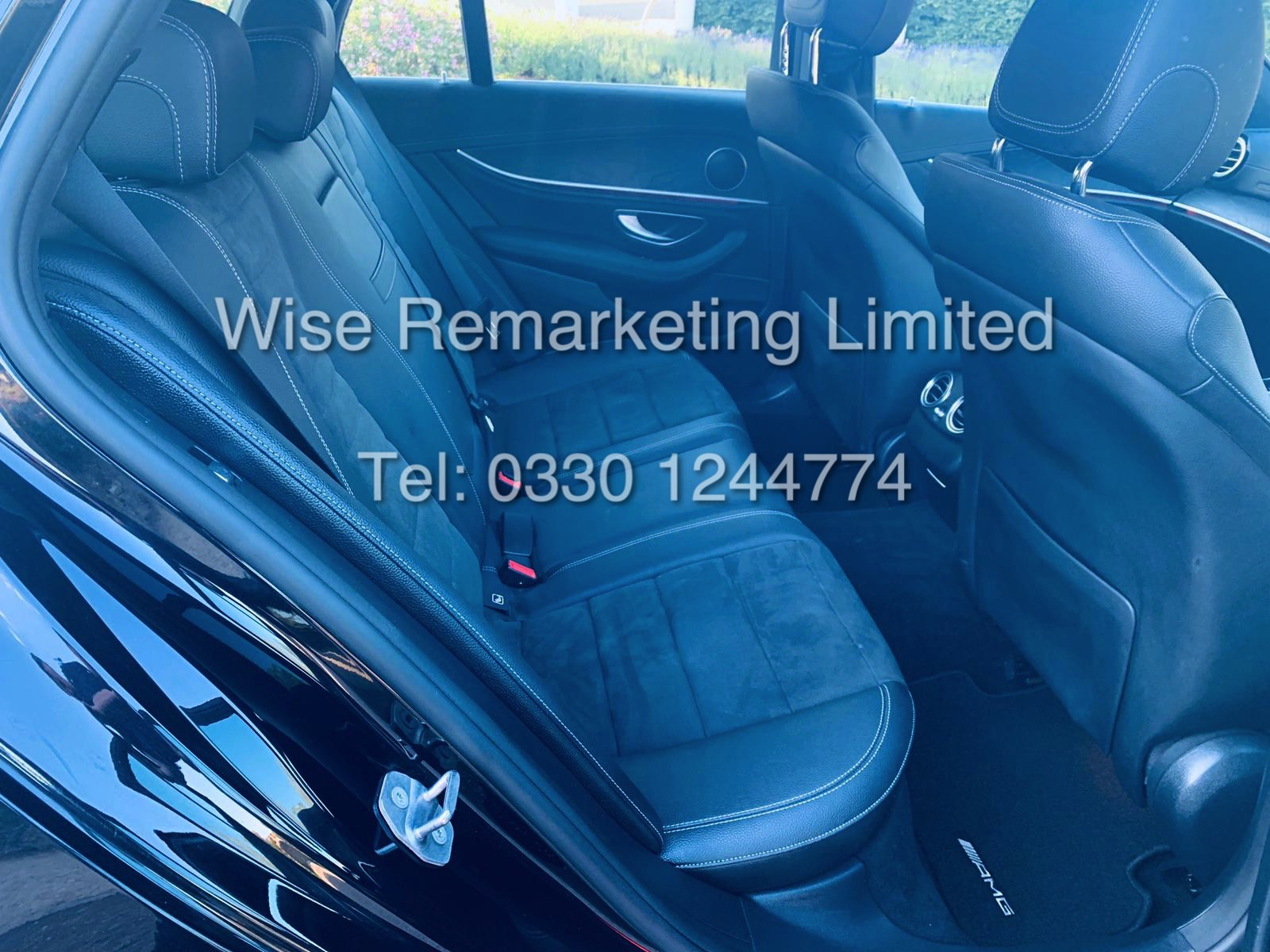 MERCEDES E CLASS ESTATE E220D AMG LINE 2017 / 9G -TRONIC / *LOW MILES* / 1 OWNER - Image 18 of 42