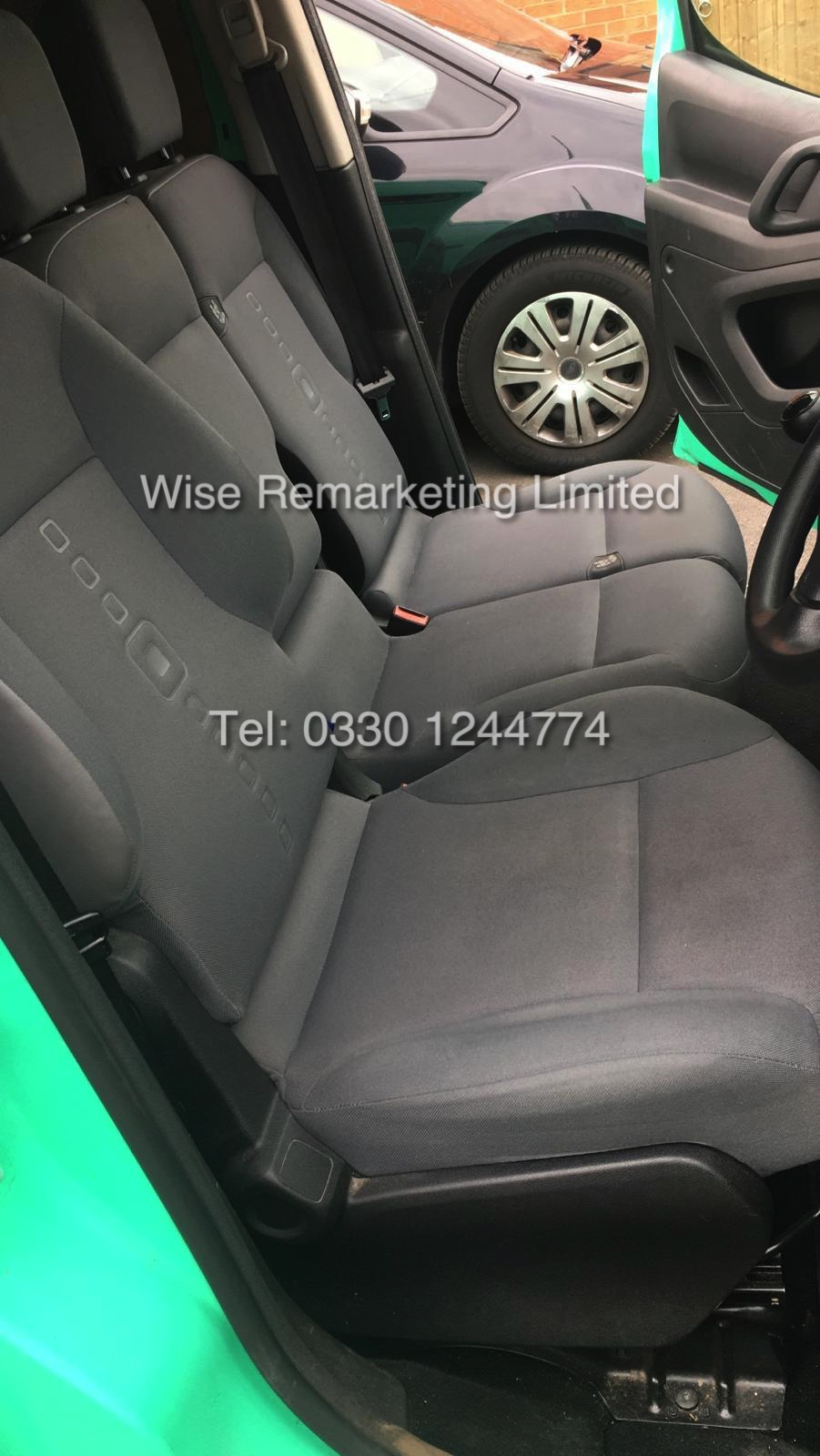 ** RESERVE MET** CITROEN BERLINGO 1.6 HDI LX AIRDREAM EDITION *2015 SPEC* / *SAVE 20% NO VAT* - Image 8 of 11