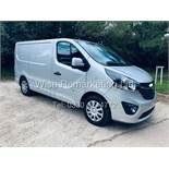 VAUXHALL VIVARO 1.6CDTI BI-TURBO (SPORTIVE) 1 OWNER / 64 REG / AIR CON / ELEC WINDOWS & MIRRORS