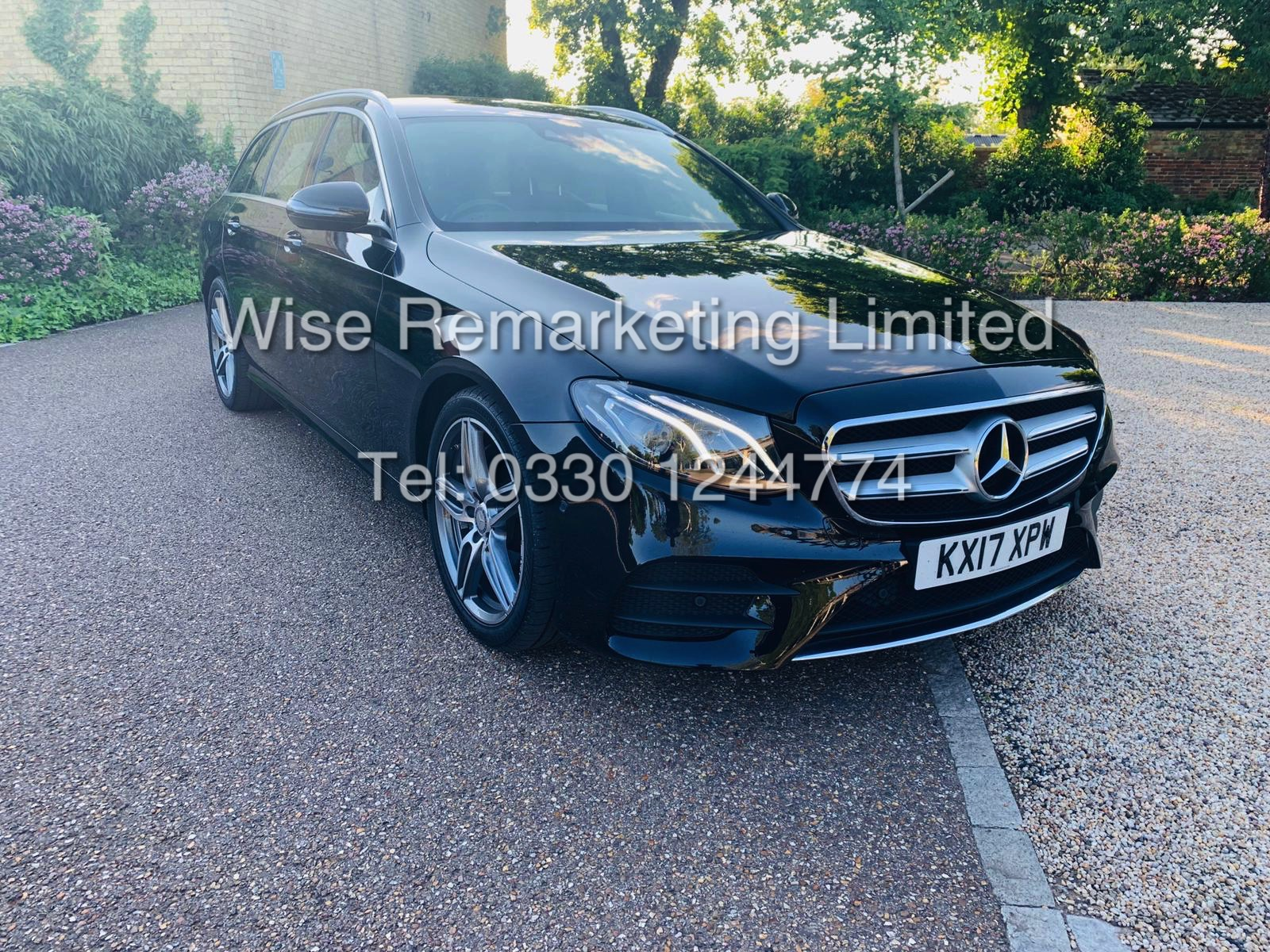 MERCEDES E CLASS ESTATE E220D AMG LINE 2017 / 9G -TRONIC / *LOW MILES* / 1 OWNER - Image 10 of 42