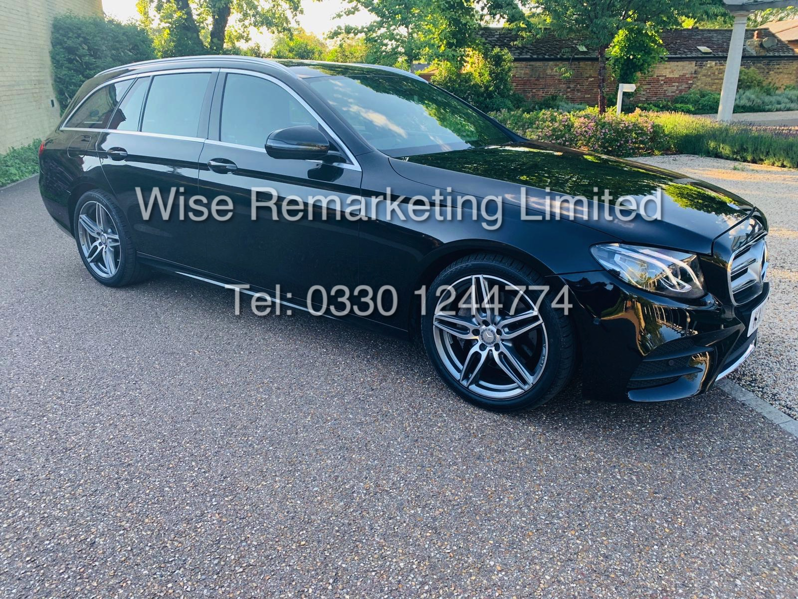 MERCEDES E CLASS ESTATE E220D AMG LINE 2017 / 9G -TRONIC / *LOW MILES* / 1 OWNER - Image 9 of 42