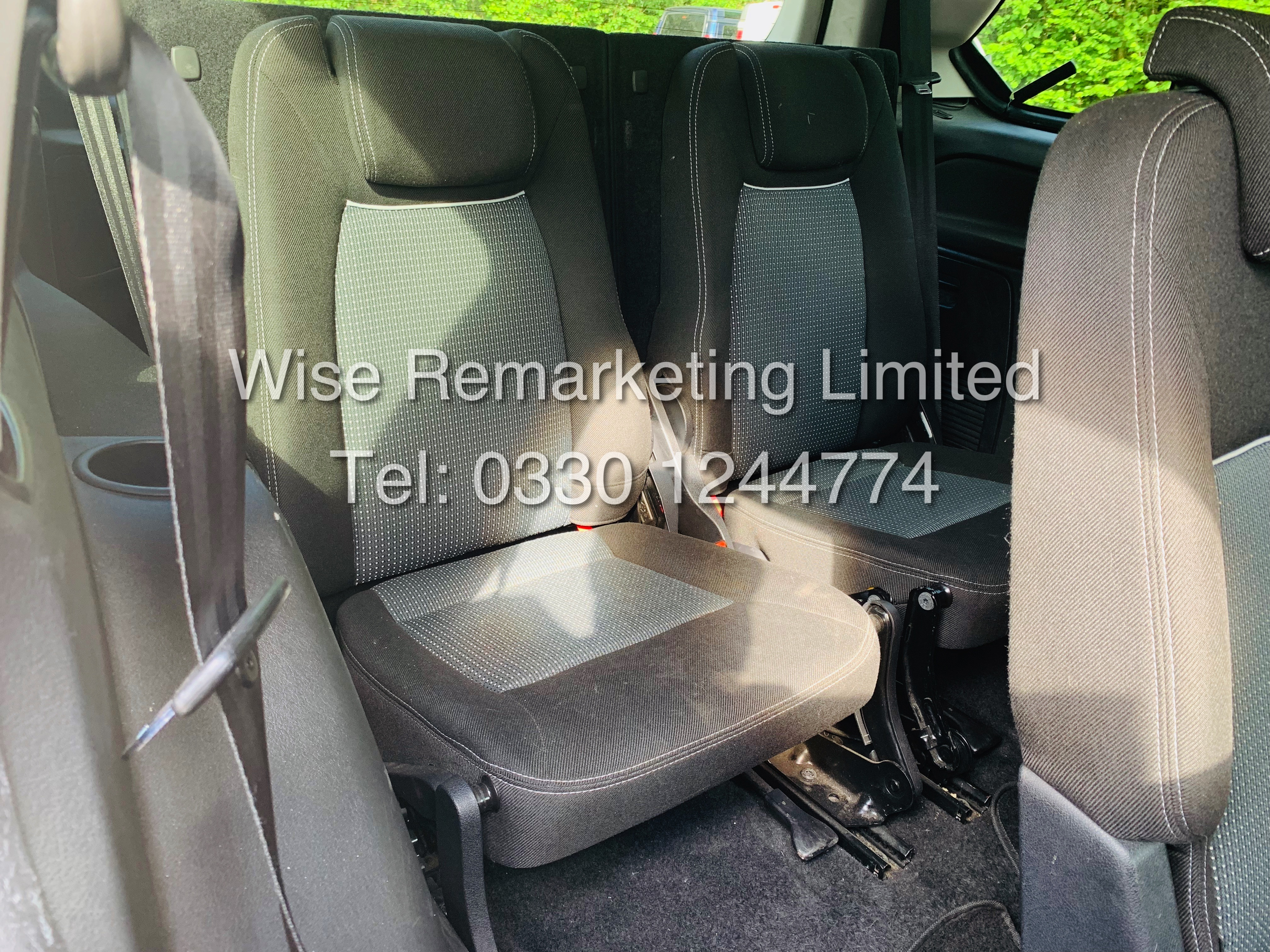 FORD GALAXY ZETEC 2.0L TDCI AUTO 7 SEATER MPV 63 REG *1 OWNER* - Image 12 of 18