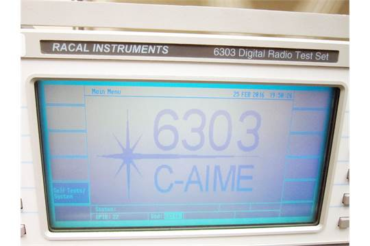 Racal Instruments 6303 Digital Radio Test Set