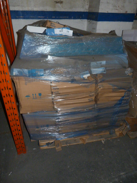 Lot 28 - *Pallet Containing Armitage Shanks Toilet Seats, S