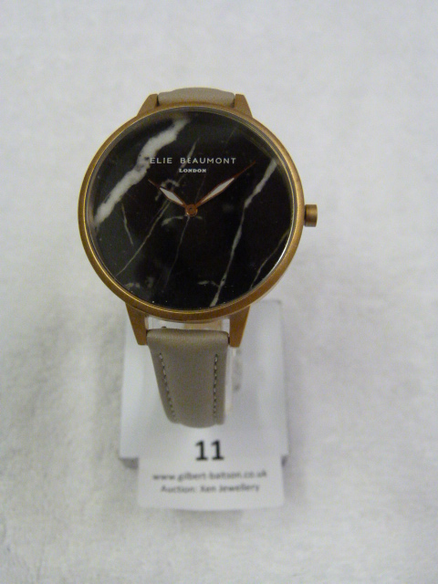 Lot 11 - *Elle Beaumont Ladies Wristwatch